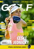 Aktuální číslo časopisu Golf